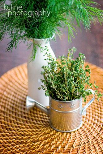 hierbas aromáticas en casa