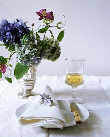 ideas de decoración de mesas