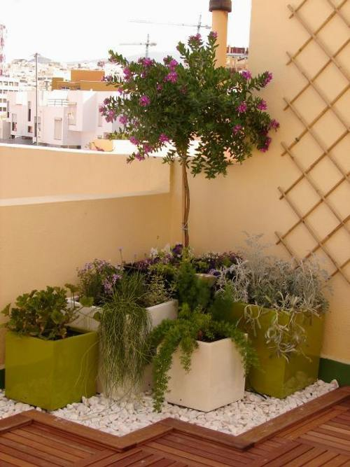 ideas para decorar terrazas