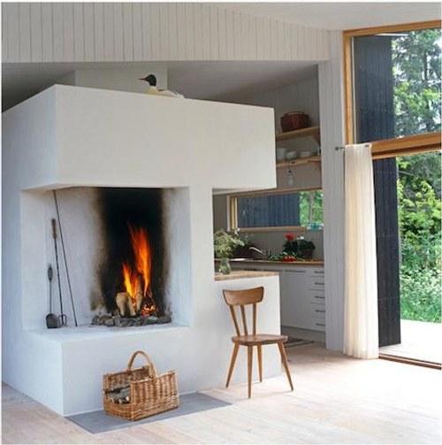 Ideas para elegir chimeneas para casa - Ideas para chimeneas ...