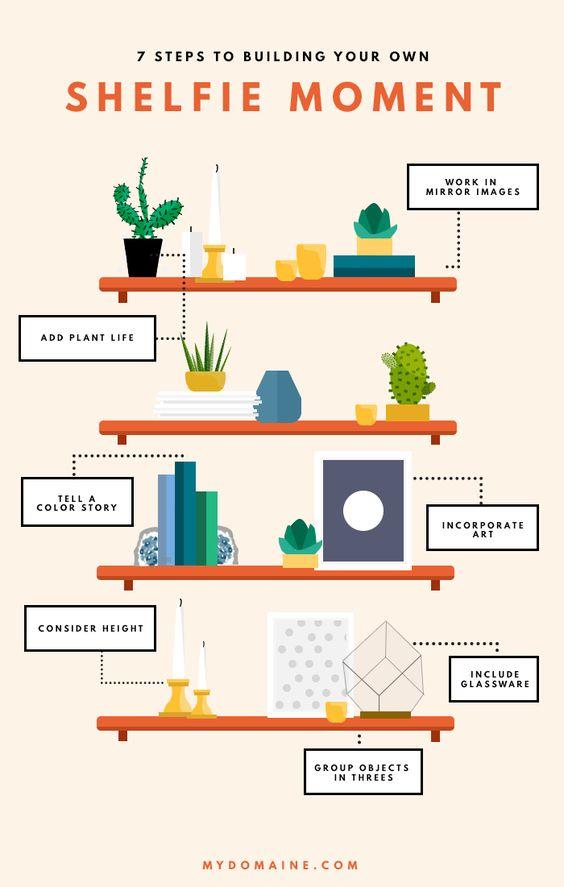 ideas para estanterias