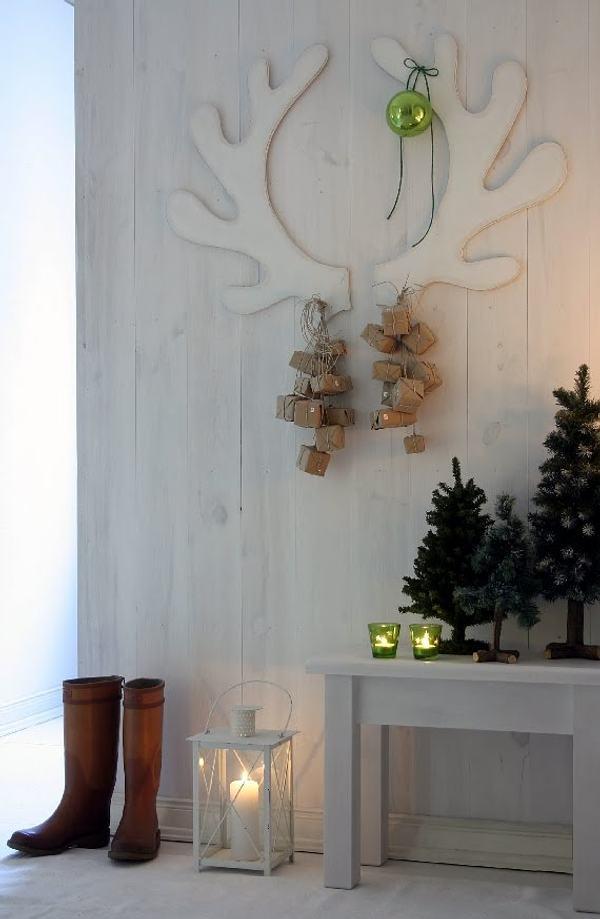 ideas originales para la decoracin de navidad