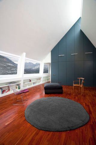 Sala con grandes vistas
