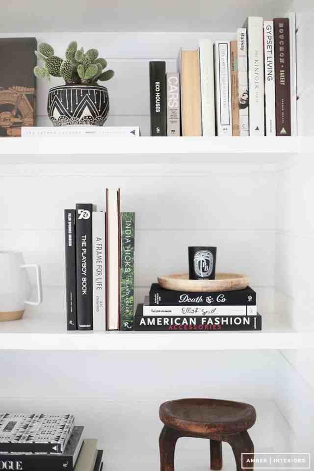 libros que decoran