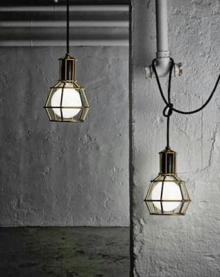 luminaria de suspensión