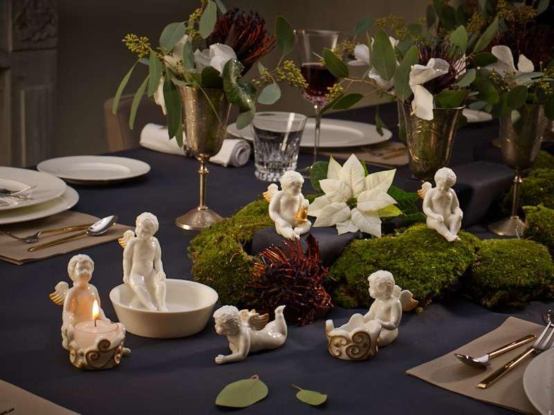 Decora tu mesa de navidad con encanto - Mesa navidena ...