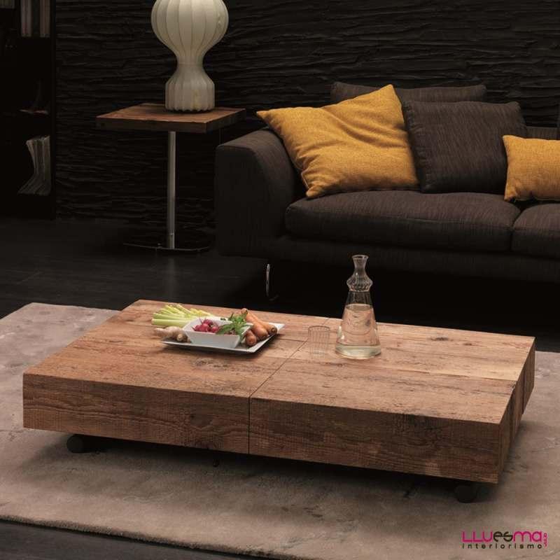 Decora tus estancias con muebles funcionales y con estilo for Mesa comedor transformable