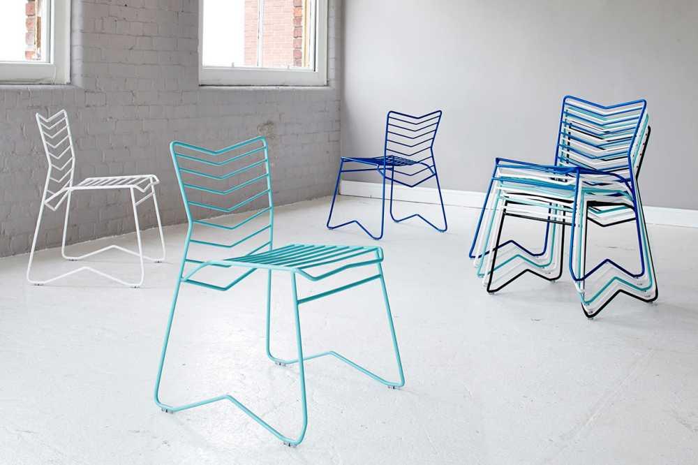 mobiliario de diseño moderno