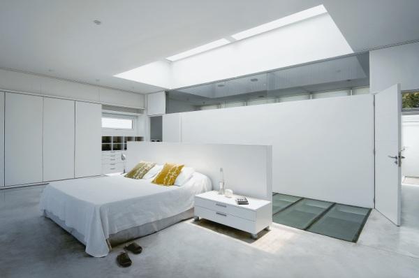 Amplio Dormitorio Iluminado Estilo Loft
