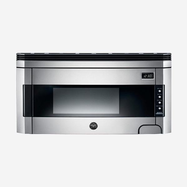 Muebles de cocina campana extractora y horno de - Cocina con microondas ...