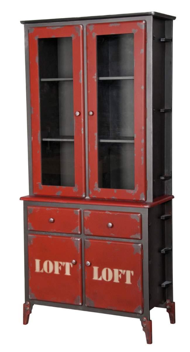Muebles artesanales de estilo industrial for Muebles reciclados para un estilo industrial