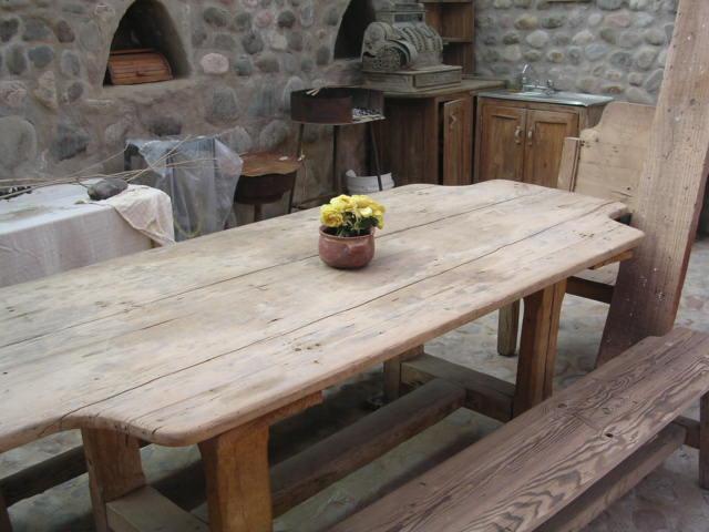 muebles de quincho