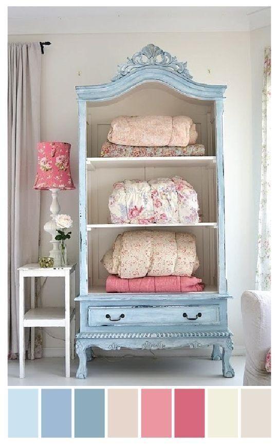organizar la casa con muebles renovados