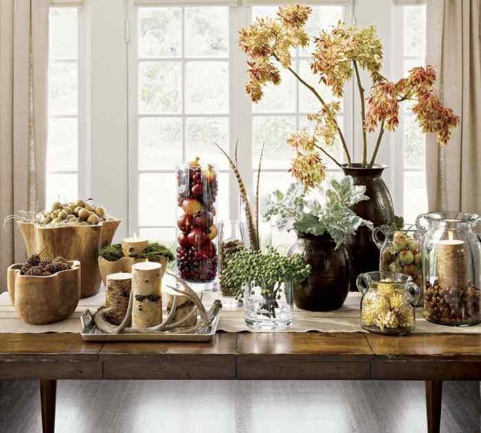 navidad-12ideas-decorar-casa-mesa-con-hojas-y-frutos-secos