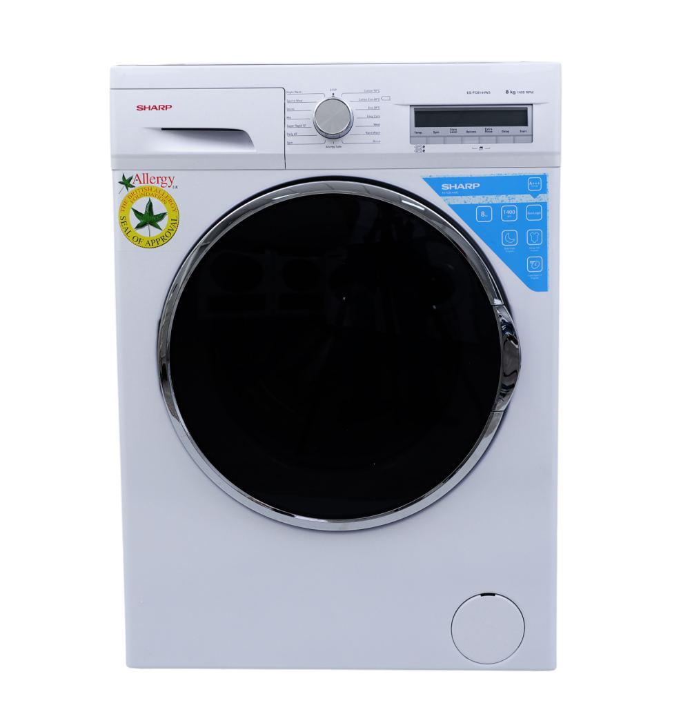nueva lavadora sharp