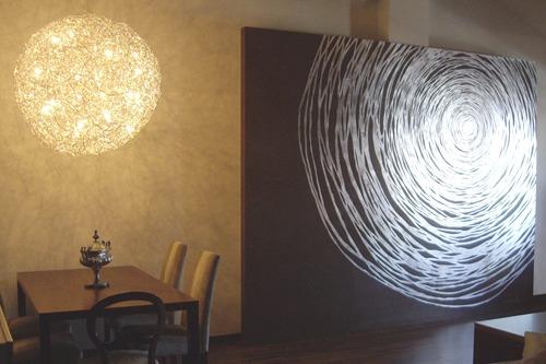 obra mural para decorar paredes