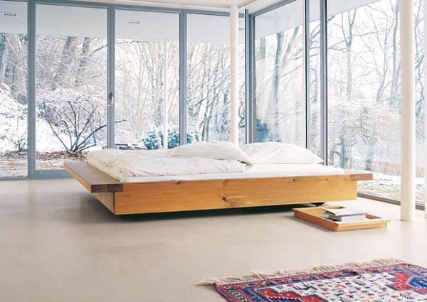 Cama Original Para Un Dormitorio Actual - Cama-original
