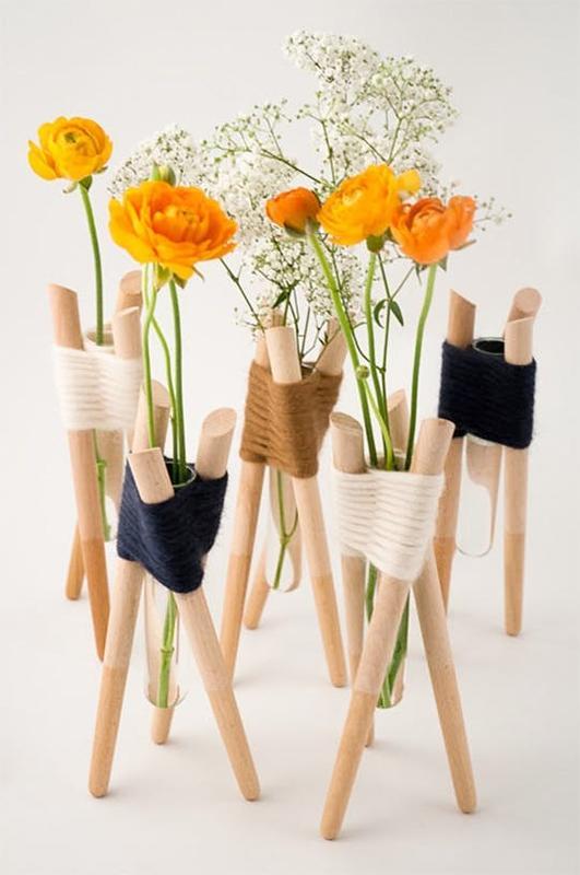 floreros originales