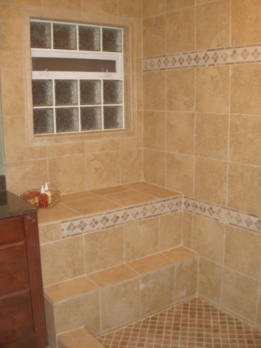 Marina uso la ducha de casa - 2 10