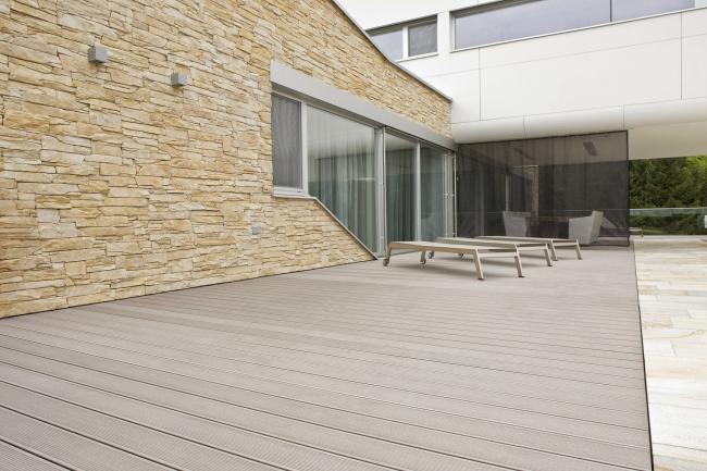 Pavimento exterior sistema de tarimas para terrazas - Pavimento de exterior ...