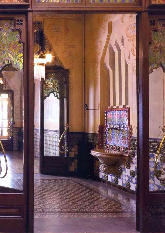 Pavimento hidr ulico mosaicos con historia de escofet 1886 for Pavimento con mosaico
