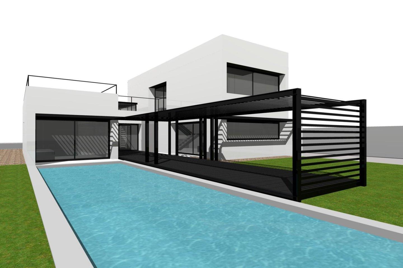 exterior casa H