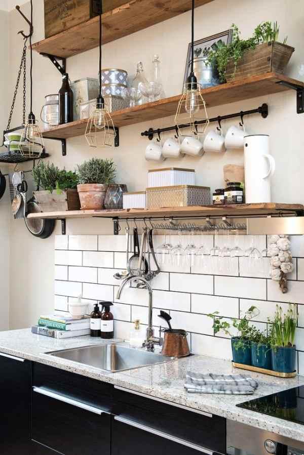 renovar con plantas y luminarias
