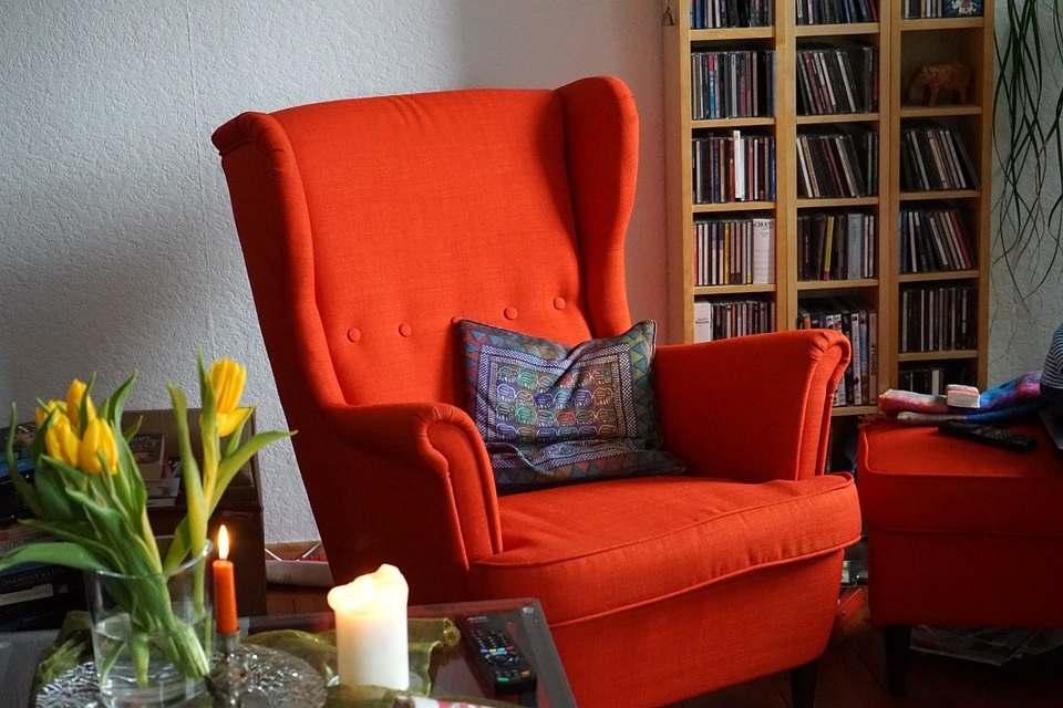 renovar salones con sillones relax