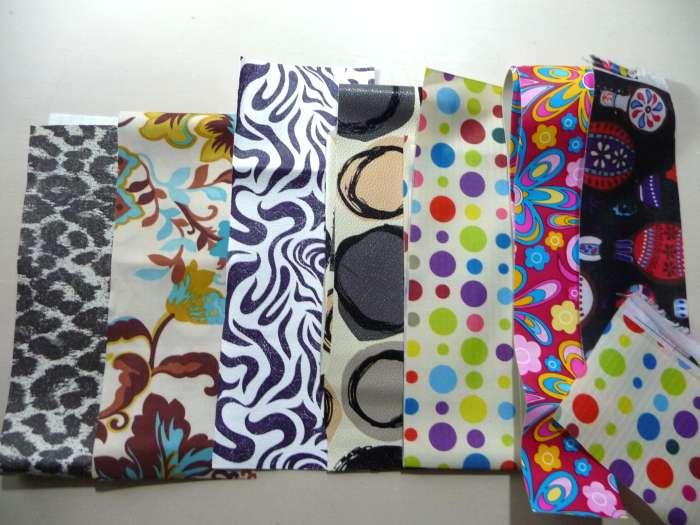 retales de telas y textiles