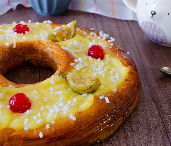 rosca de pascua tradicional