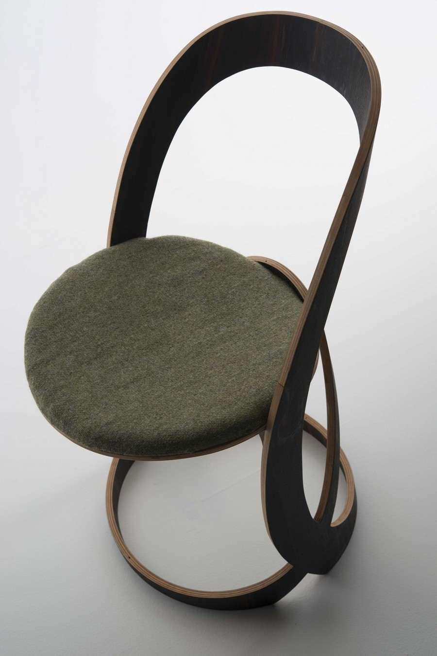 silla de figura original
