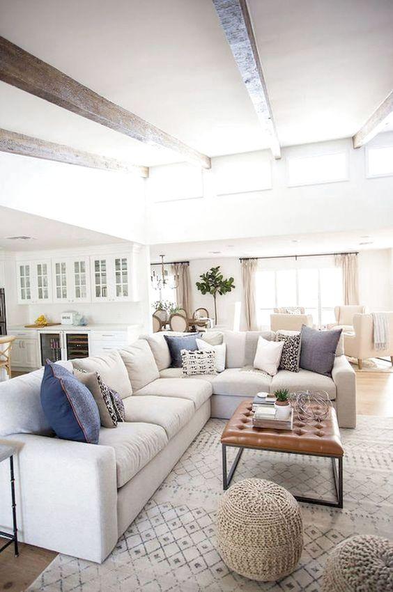 sofá como elemento separador