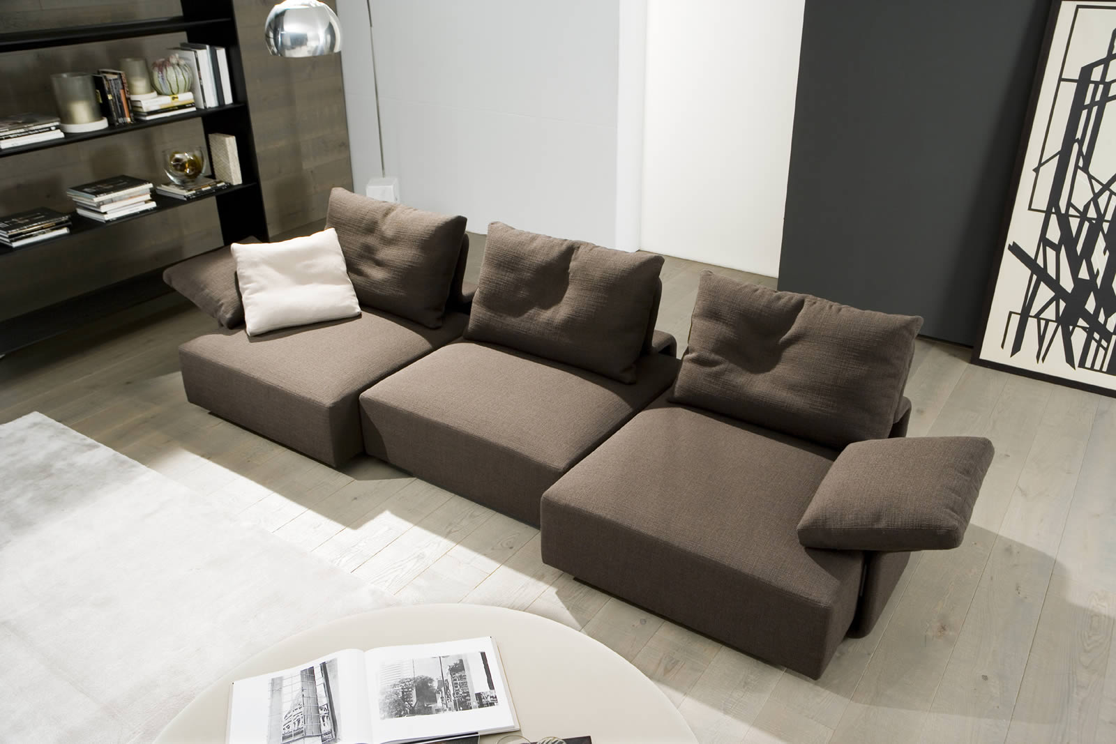 Sistema de sof modular for Sofa modular gris