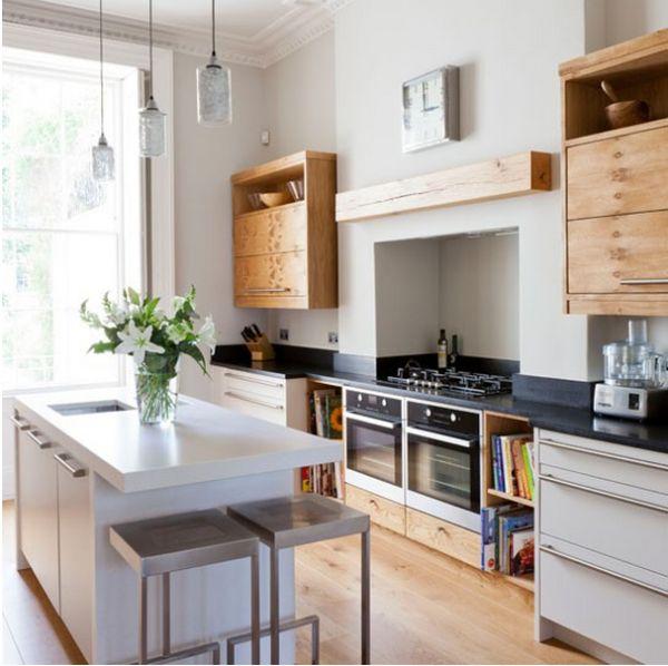 Consejos feng shui para la cocina for Cocinas actuales