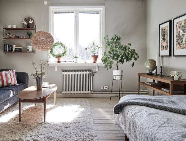 Decorar con plantas la casa en primavera - Soportes para macetas ...