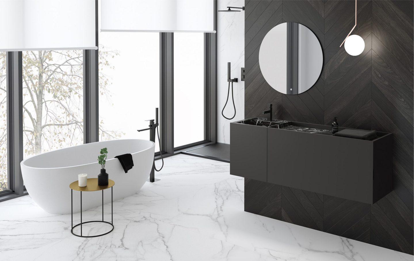 tendencia en interiores: baños