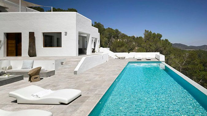 Ltimas tendencias de dise o para piscinas Diseno de piscinas en espacios reducidos