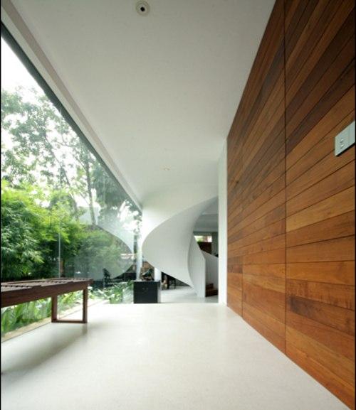 madera en muros