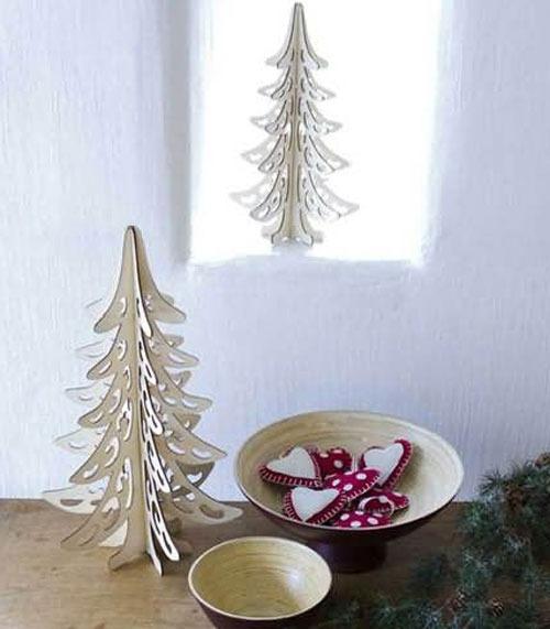 Tips decoraci n navidad propuestas de rboles navidad - Adornos de navidad originales ...