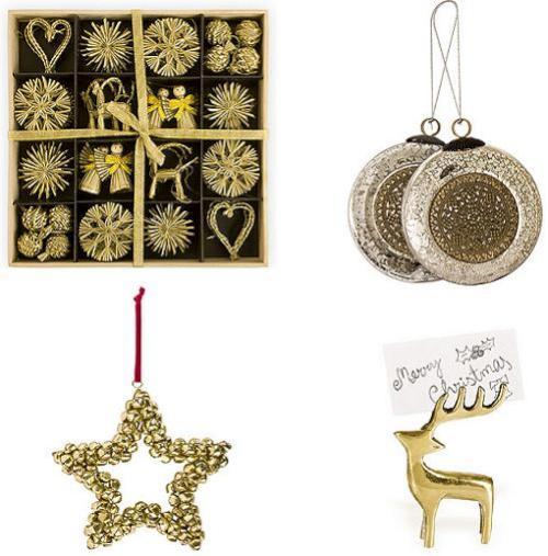 Tips decoraci n de navidad arreglo del rbol de navidad - Adornos del arbol de navidad ...