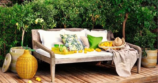 tips para renovar jardines y terrazas
