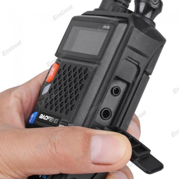 Walkie-talkie de longo alcance 5-10km 5