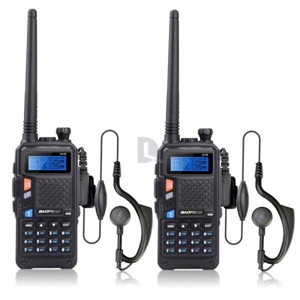 Walkie-talkie de longo alcance 5-10km 1