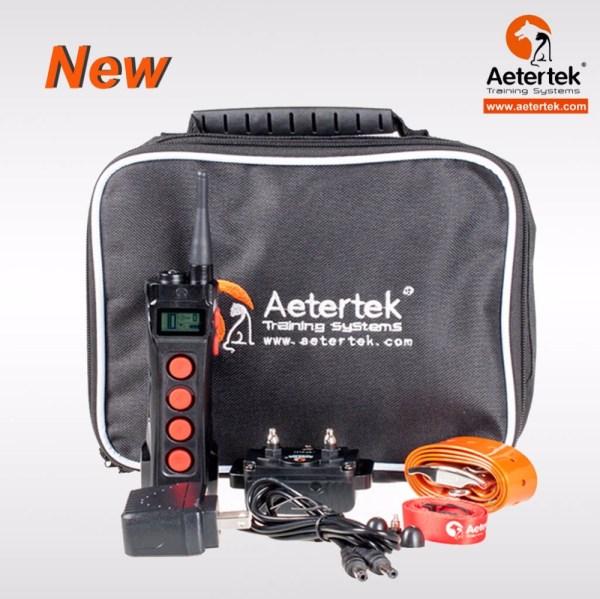 Coleira para adestramento de cães Aetertek AT-919C, alcance 1000m 3