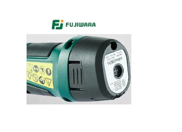 Bateria de lítio 7.2V para tesoura FUJIWARA