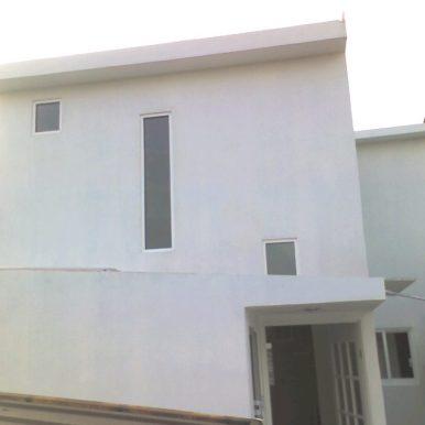 casa prefabricada de dos plantas