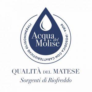 marchio acqua del Molise - qualita' del matese riofreddo