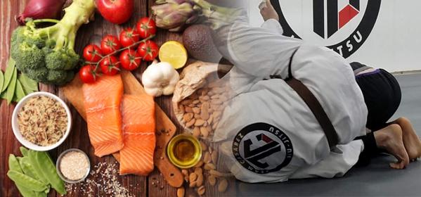 Food choices and brazilian jiu jitsu cary nc