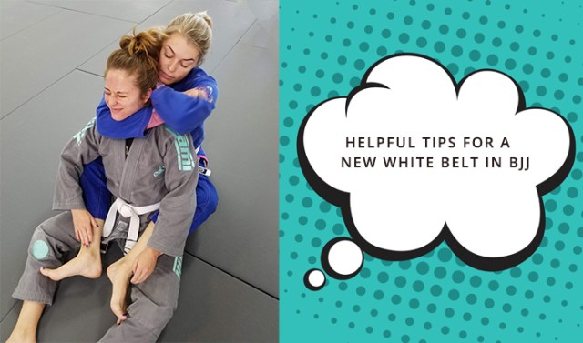 What To Focus On As A New White Belt In BJJ
