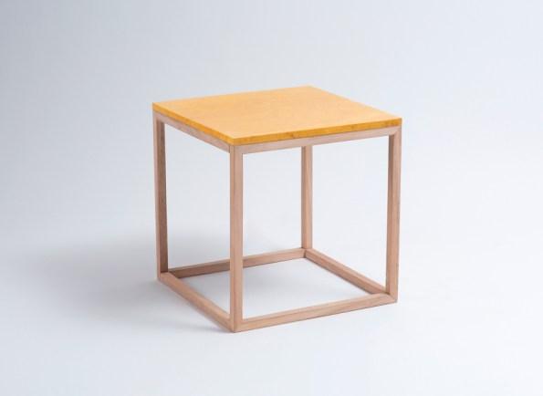 Coffee Table Amarilla